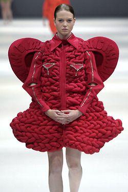 Antwerp Fashion Department graduate show 2013