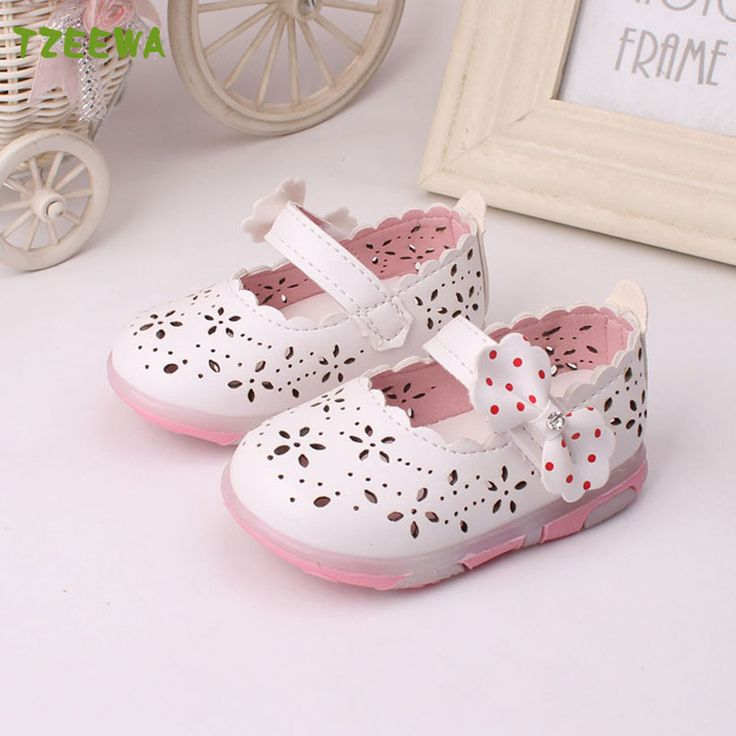 Cool 2017 New Sandalias Para Ninas Led Light Toddler Girl Sandals Fashion Chaussure Enfant Fille Baby shoes Floral baby girl sandals - $ - Buy it Now!