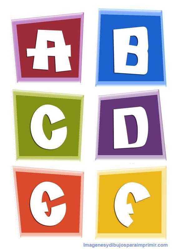 A,b,c,d,e,f de pocoyo