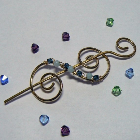 44 best Jewellery Making - Shawl Pins images on Pinterest ...