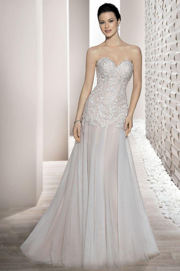 71 best Demetrios Novia images on Pinterest   Bridal gowns, Brides ...