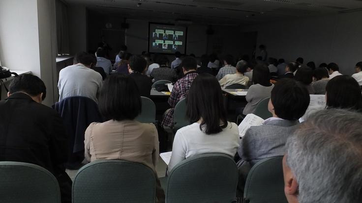 プロボノフォーラム佐賀2012 会場の様子 April 21 @アバンセ