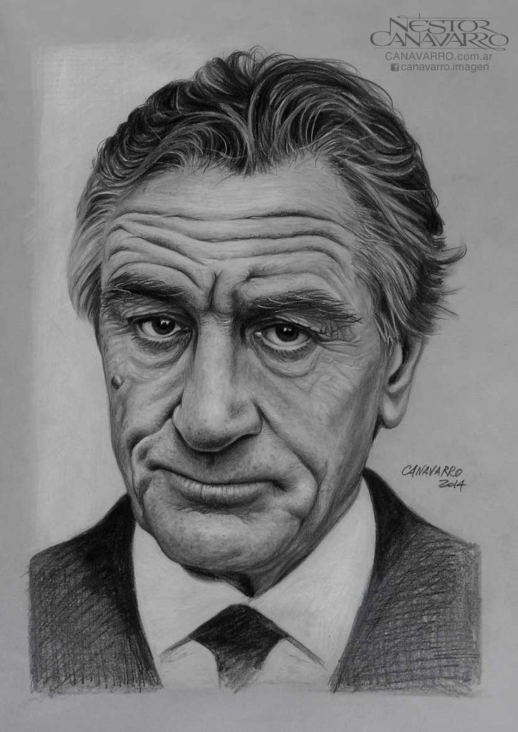 Famous people portraits in pencil for People s choice 65
