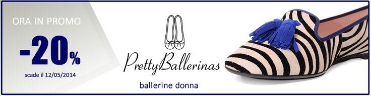 """Ultimi giorni di promozioni nel nostro sito """"New Balance e Pretty Ballerinas -20%""""!!! Affrettatevi!!! http://www.mengotti-online.com/promo/"""