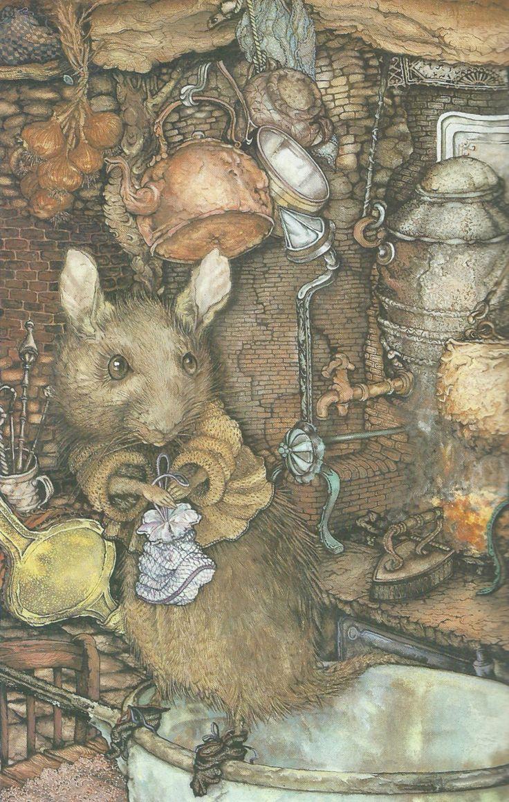 Illustrations By Margaret Graves