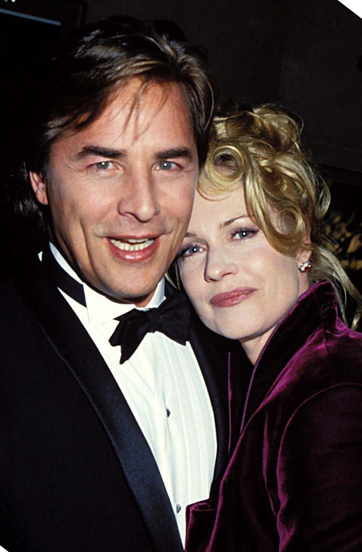 Breakup to Makeup: 27 On-Again, Off-Again Celebrity Couples Don Johnson and Melanie Griffith