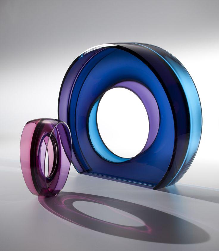 John Kiley glass art♡