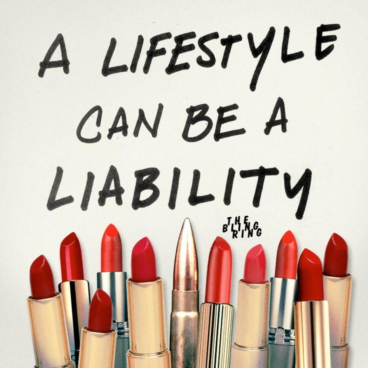 a lifestyle can be a liability