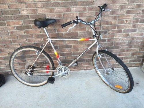 Buy Vintage 1988 Peugeot City Express 10 Speed Bicycle 19 5 Inch Speed Bicycle Bicycle Peugeot