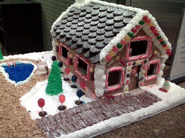 24 Best Ginger Bread House Ideas Images On Pinterest Christmas