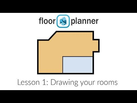 Getting started with Floorplanner. Watch these videos if you want to learn the basics on drawing a floor plan of your house, office, restaurant, garden or ot...