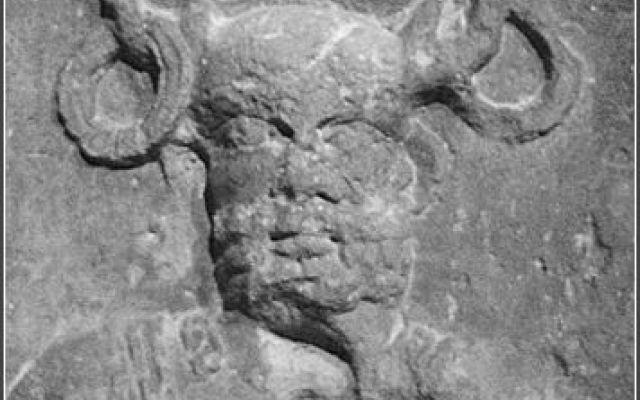 """Cernunnos, lo spirito divinizzato degli animali cornuti Nella mitologia celtica, Cernunnos era lo spirito divinizzato degli animali maschi cornuti, specialmente dei cervi, un dio della natura associato alla riproduzione e alla fertilità. Come """"Dio Cornuto #animali #cernunnos #corno #gallia"""