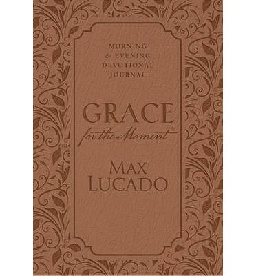 Max Lucado's bestselling devotional in an elegant new package. America's leading inspirational author Max Lucado shares the comfort and hope of God twice a day, every day in this devotional for grace-filled living. Every devotion includes Scripture for reflection as well as journaling lines to record thoughts and prayers. Features