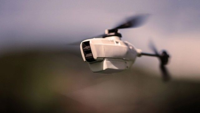 #Drones: US Special Forces are testing insect-sized reconnaissance drones  ▶