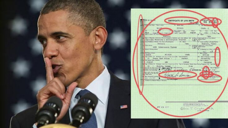 Shocking! NEW Revelations on Obama's Birth Certificate