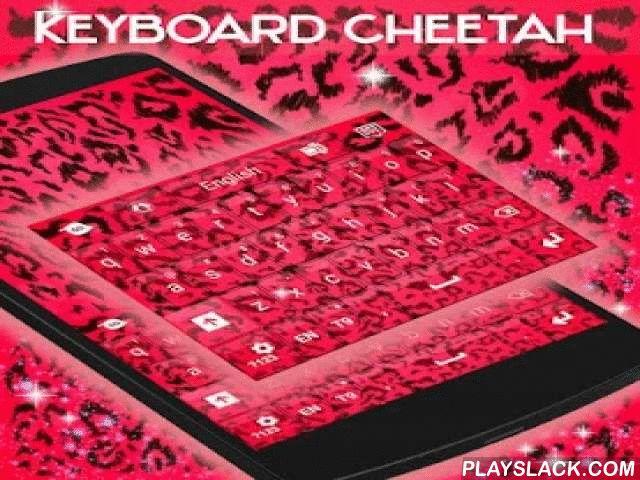 """Keyboard Cheetah Free Pink  Android App - playslack.com ,  Als u zich wild moet u kijken op onze nieuwste thema bezit: KEYBOARD CHEETAH GRATIS PINK! DOWNLOAD Keyboard Cheetah Gratis Pink NU en geef uw smartphone scherm een gekke look met deze hete roze nuances en animal print geweldige graphics !* Door te klikken op """"Set Actieve Theme"""" nadat je het programma hebt geopend , wordt het thema op magische wijze gebruikt door je GO Keyboard. Zelfs als u niet beschikt over GO Keyboard vooraf…"""