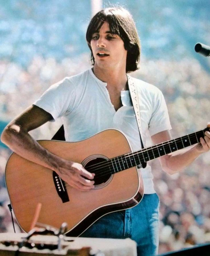 Jackson Browne 1974: always had a huge crush on him
