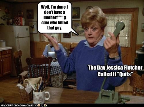 50 Best Images About Murder She Wrote On Pinterest To