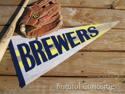 How to Make a Sports Pennant Flag - but a Phillies flag of course :)