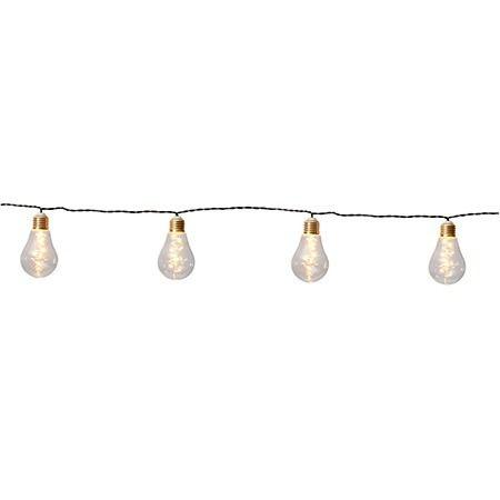 Ljusslinga Glödlampor LED