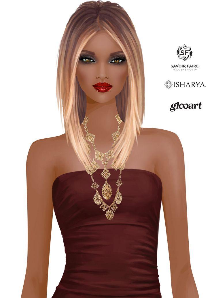 www.glooart.com | Miss COVET Makeovers - GlooArt | Covet ...