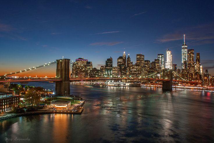 35PHOTO - Yury Lugansky - Бруклинский мост