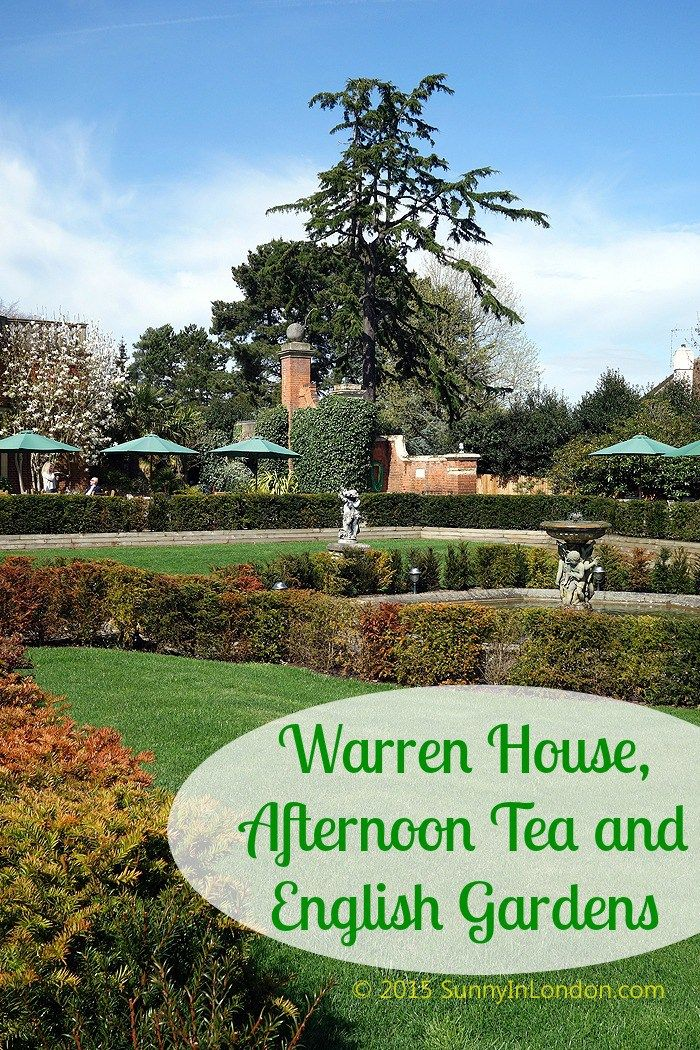If you want a luxurious hotel stay that transcends you to the elegance of Victorian times, then explore Warren House afternoon tea and more! Read more here!