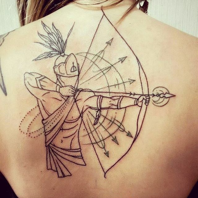"umbandasaber: "" #umbandasaber #umbanda #OkêArô  Nossa tatuagem Perfeita ? (em Studio 79 CWB Tattoo Art) """
