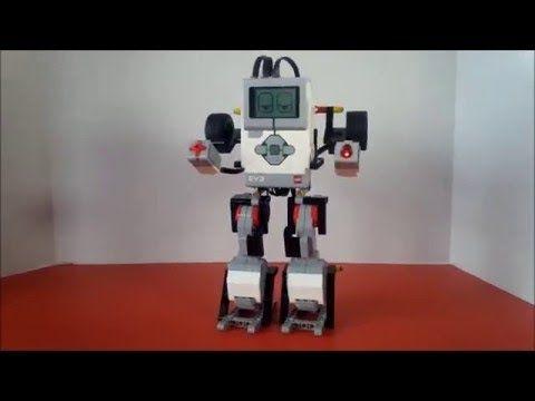 1000 Ideas About Lego Robot On Pinterest Lego Lego