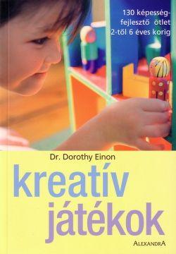 Kreatív játékok 2-6 éves korig