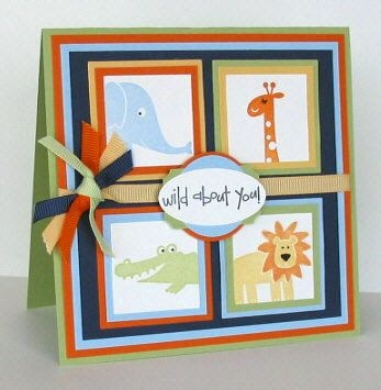 :): Card Designs, Card Ideas Kids, Baby Cards, Baby Kid Cards, Cards Baby Kids, Birthday Cards, Baby Animal, Card Making, Baby Kids Cards