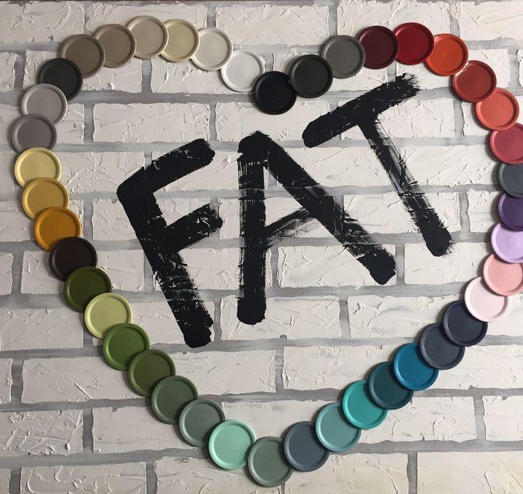 103 Best FAT Paint Images On Pinterest