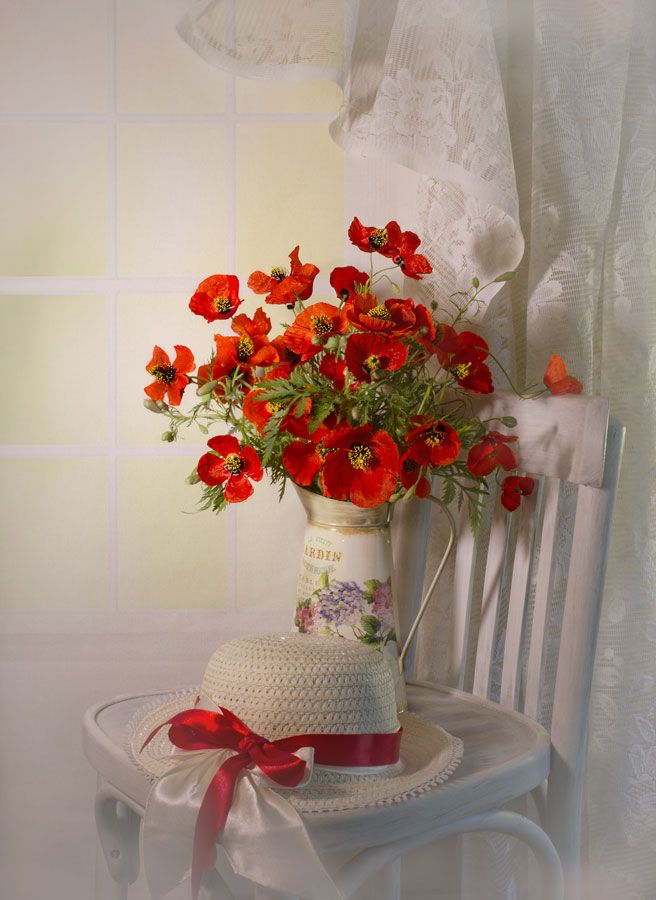 7*7*2016 • shabby red ,green and white • (good day to all ☼)