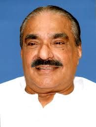KM Mani, Leader and Chairman of Kerala Congress (M).
