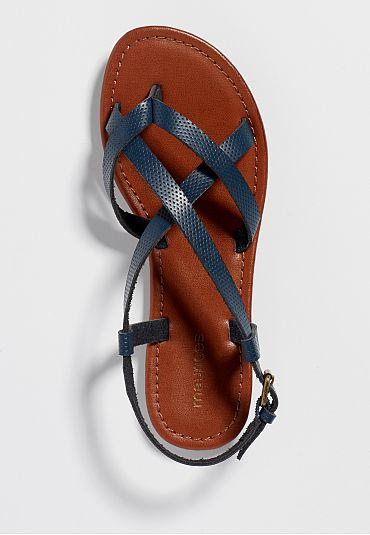 raegan strappy sandal - maurices.com