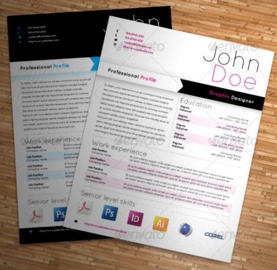 17 best ideas about resume template australia on pinterest