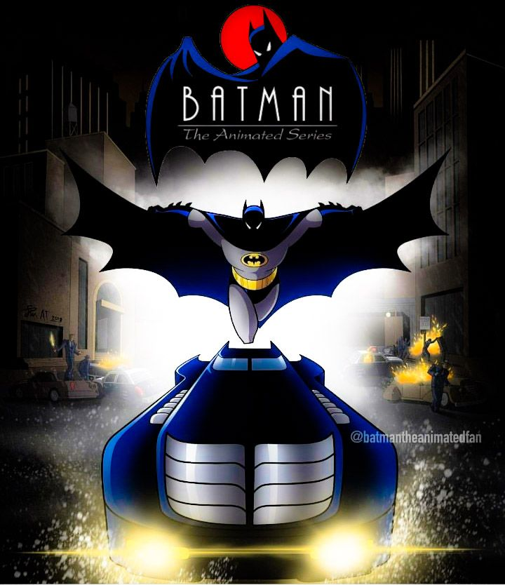 Batman Tas Arkham Knight Batman Batman The Animated Series