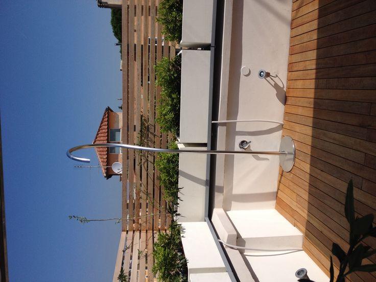Terrazza romana barca