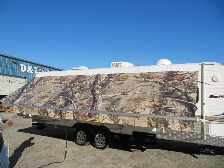 45 Best Custom Rv Awnings Images On Pinterest