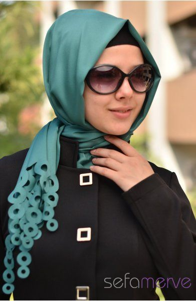 My Hijab And my Fashion: Turkish Hijab 2013 wonderful sefamerve how to wear hijab 2013