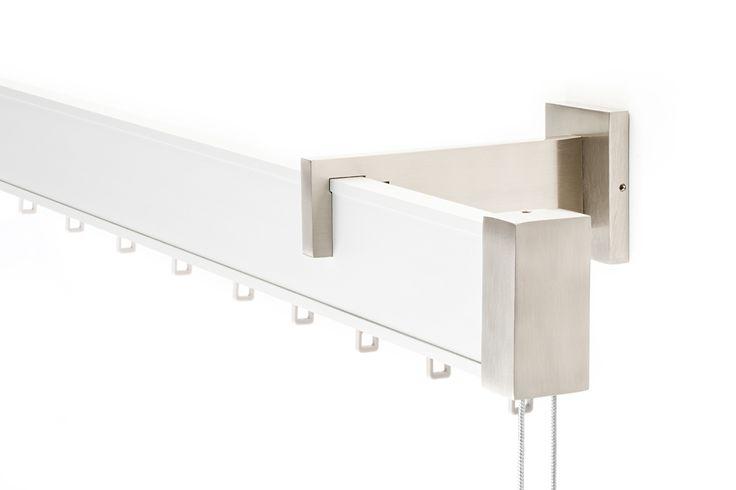 Sistema ONDA refª 7000-B. Também disponível sistema tradicional (franzir, machos, ...)