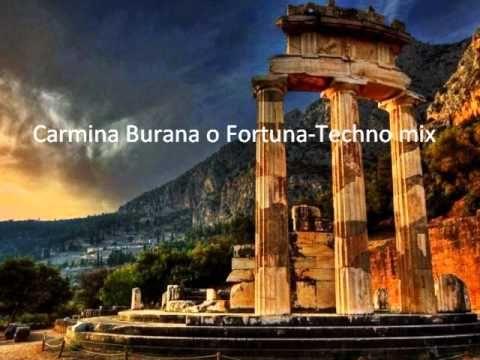 Carmina Burana -Carl Orff (Mozart)-Techno-mix
