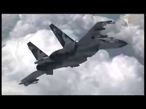 ▶ Building the SU 27 - The Best Fighter Jet in the World - YouTube