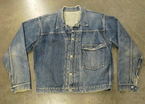 Levi Strauss & Co. 506XX Type I  Post WWII
