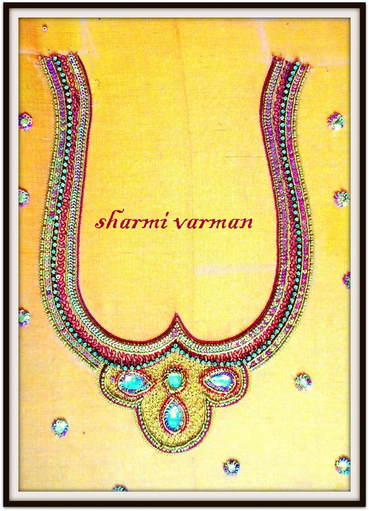 Best images about maggam aari zardosi embroidery