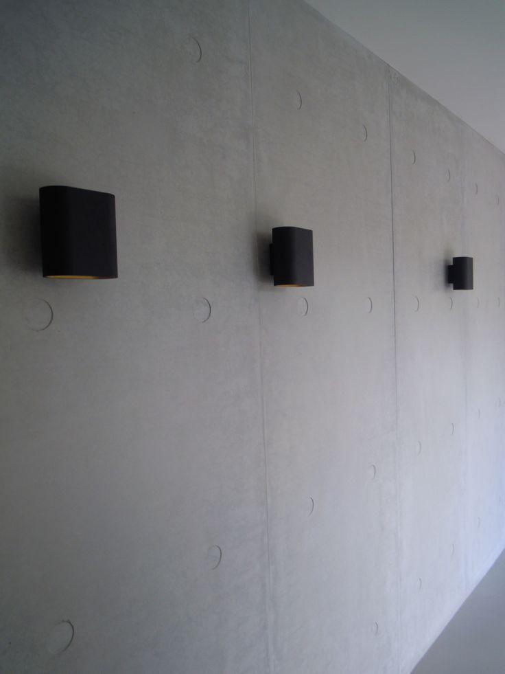 Galerie photo panneau b ton panbeton d coration mural concrete by lcda murs et sols - Beton door lcda ...