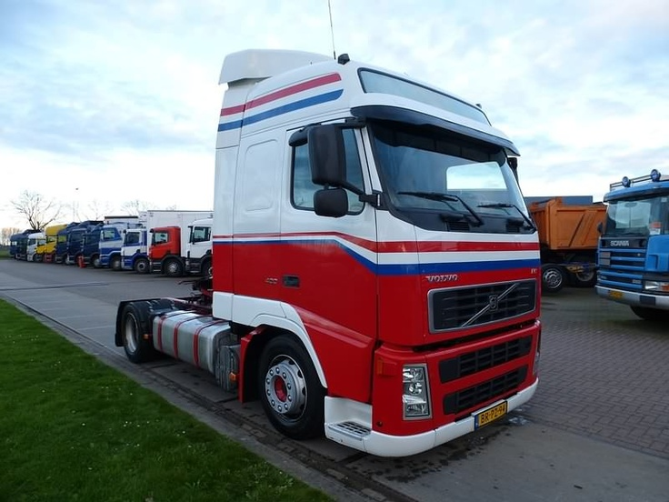 For sale: Used and second hand - Tractor unit VOLVO FH 13.400