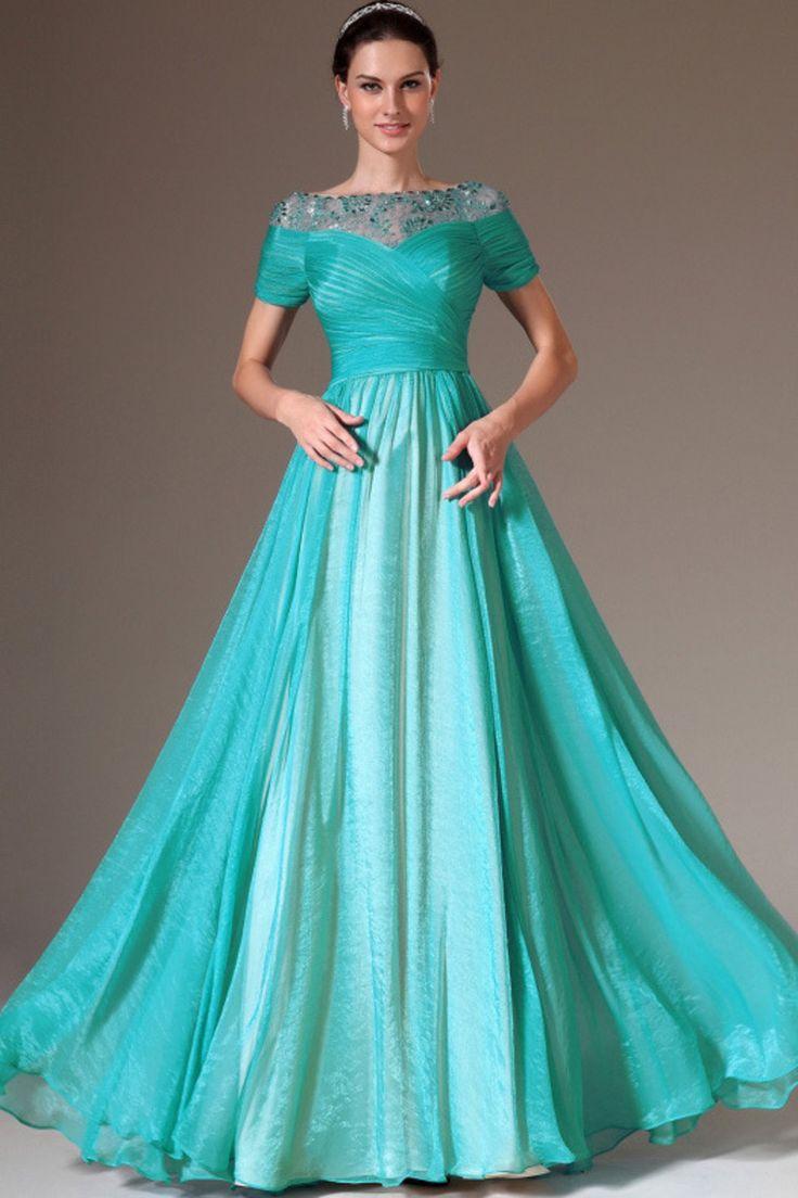 17 best dresses images on Pinterest   Ballroom dress, Evening gowns ...
