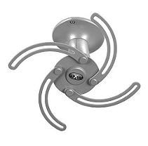 Orbital Swivel/Tilt Ceiling Projector Mount - Gray
