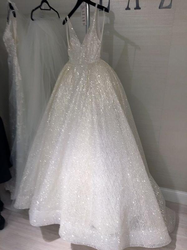 Lazaro Spring New York Bridal Market